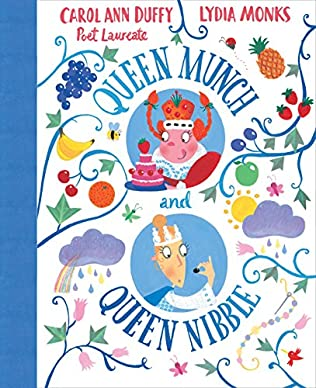 book cover of Queen Munch and Queen Nibble