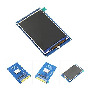 "HiLetgo 3.5"" IPS TFT LCD Display ILI9486/ILI9488 480x320 36 Pins for Arduino Mega2560"