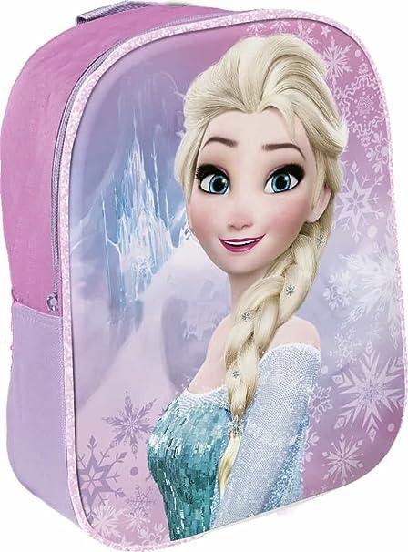 eb05bfd7b19a Amazon.com: Star Disney Frozen Art. Code- 50609, Backpacks Shape ...
