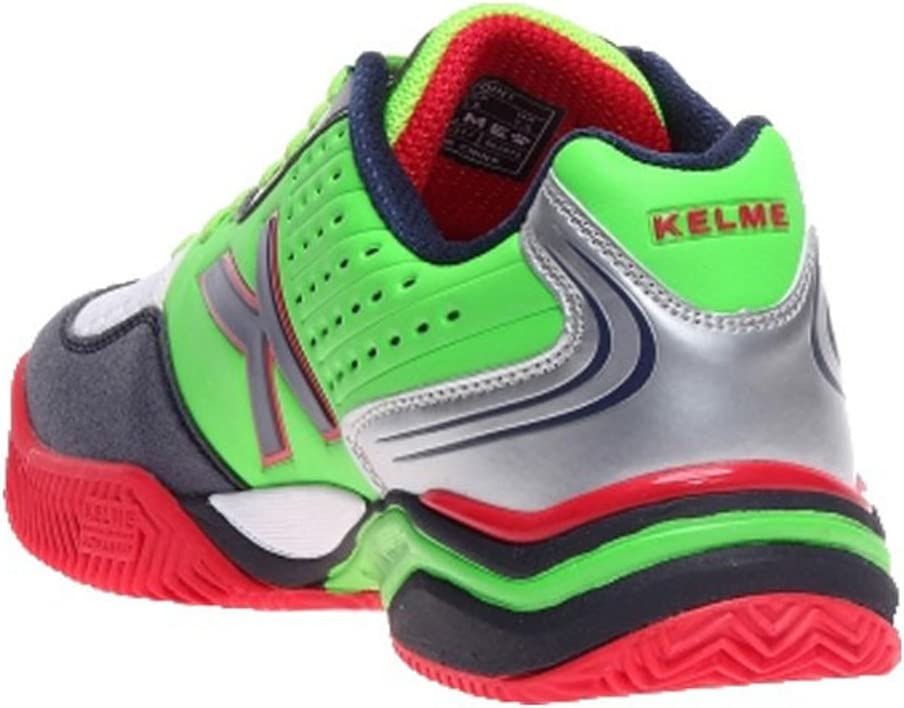 ZAPATILLA KELME K-POINT VERDE/BLANCO TALLA 44: Amazon.es: Deportes ...