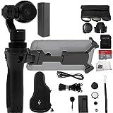DJI Osmo Handheld 4K Camera and 3-Axis Gimbal Starters Bundle