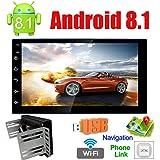 Central Multimidia Android Gps Igo 7' Touch Universal 2 din Radio Automotivo Mp5 Mp3 Bluetooth