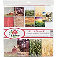 Reminisce ATF-200 At The Farm Scrapbook Collection Kit