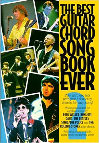 The Best Guitar Chord Songbook Ever 2: Amazon.co.uk: Olivia Coles: Books
