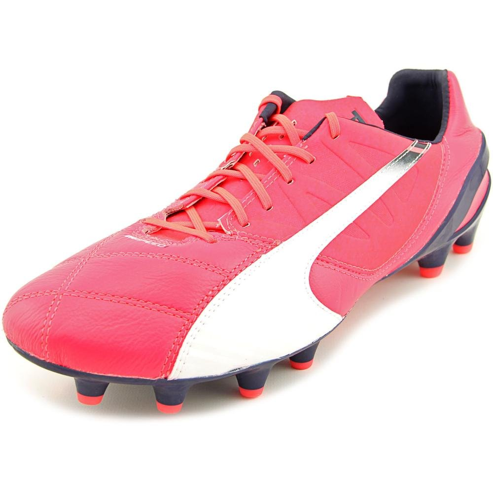 Puma EVOSPEED 1.3 Leather FG [RED] (11.5) by PUMA
