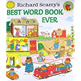 Richard Scarry's Best Word Book Ever (Giant Golden Book)