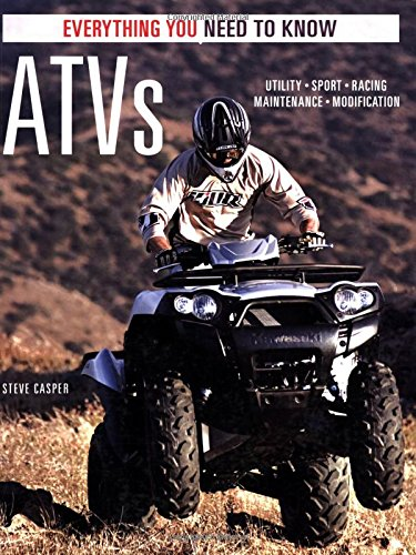 Download ATVs: Everything You Need to Know (Everything You Need to Know) pdf