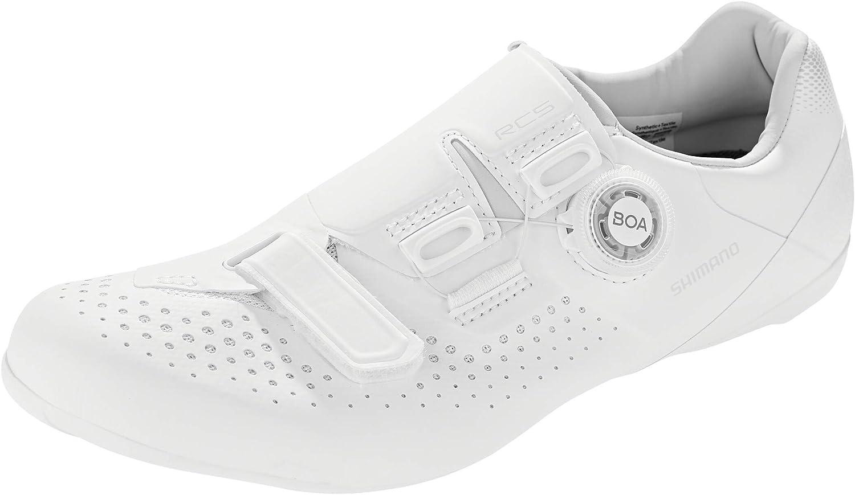 Size 40 Shimano Unisexs BRC500WW40 Wheels White
