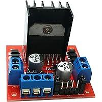 Ecloud Shop® Controlador Drive Motor Module L298N Dual H Puente CC Paso a Paso para Arduino