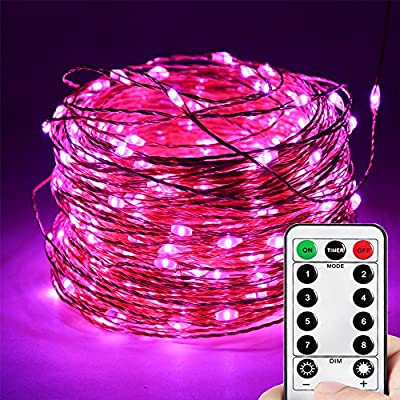 HAHOME Dimmable Fairy String Lights