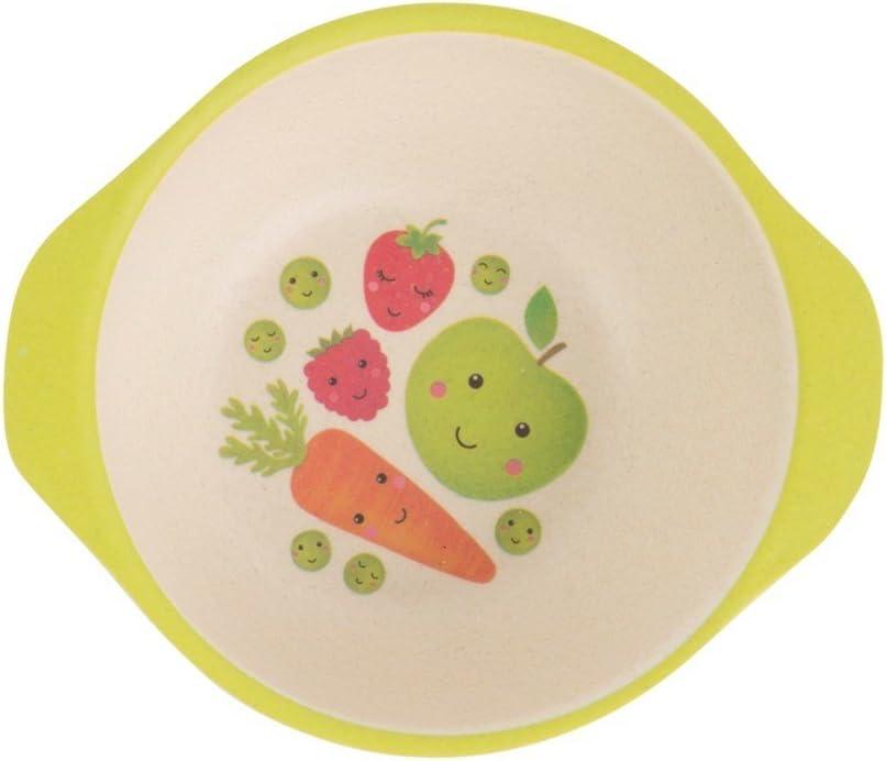 /Passe au lave-vaisselle/ s/ü/ßer Menu Assiettes Fruits et L/égumes 21/cm/ /Sans BPA.