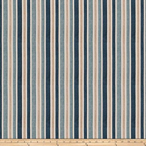 Jaclyn Smith 03723 Velvet Navy Fabric by The Yard (Drapes Jaclyn Smith)