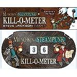 Steve Jackson Games Munchkin Steampunk Kill-O-Meter Card Game 5