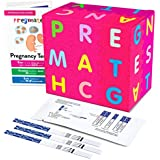 PREGMATE 60 Pregnancy (HCG) Urine Test Strips, 60 HCG...
