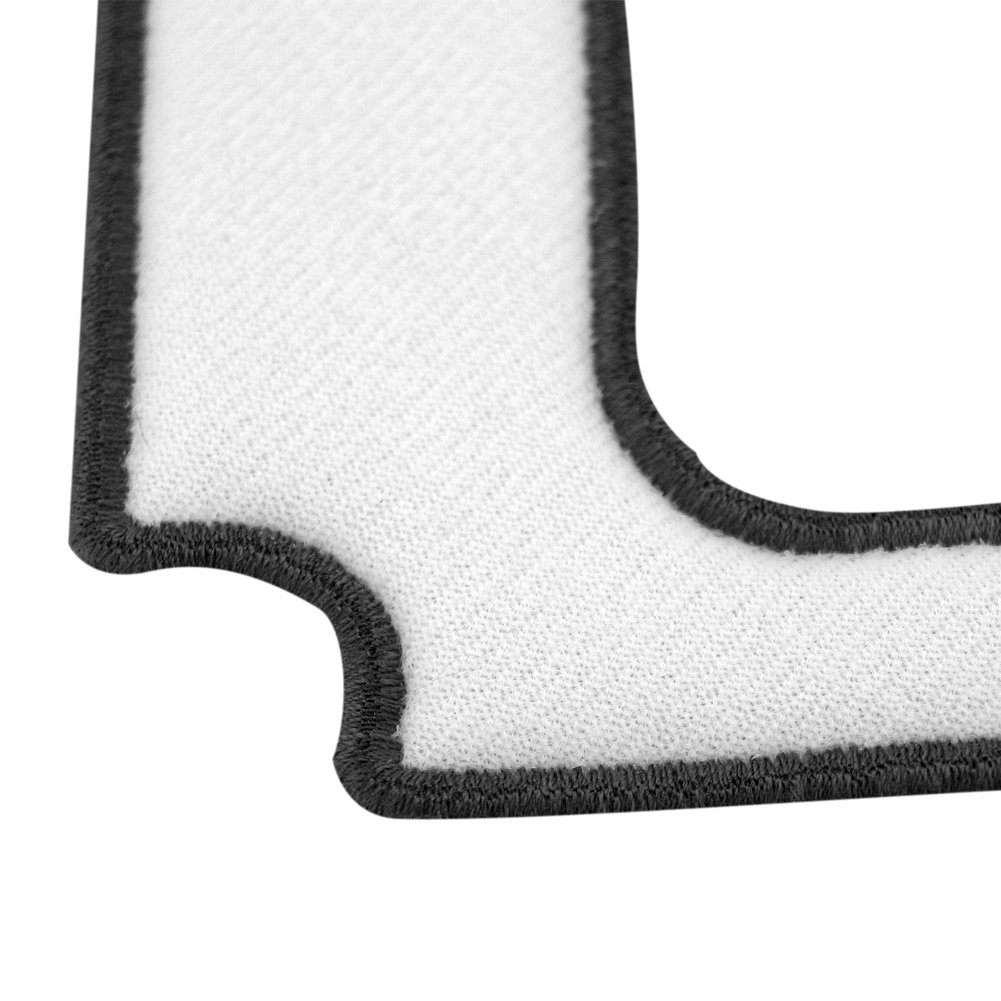 BettaWell Replacement Cleaning Pad for ECOVACS WINBOT W830, Automatic Window Cleaning Robot (Pack of 6)