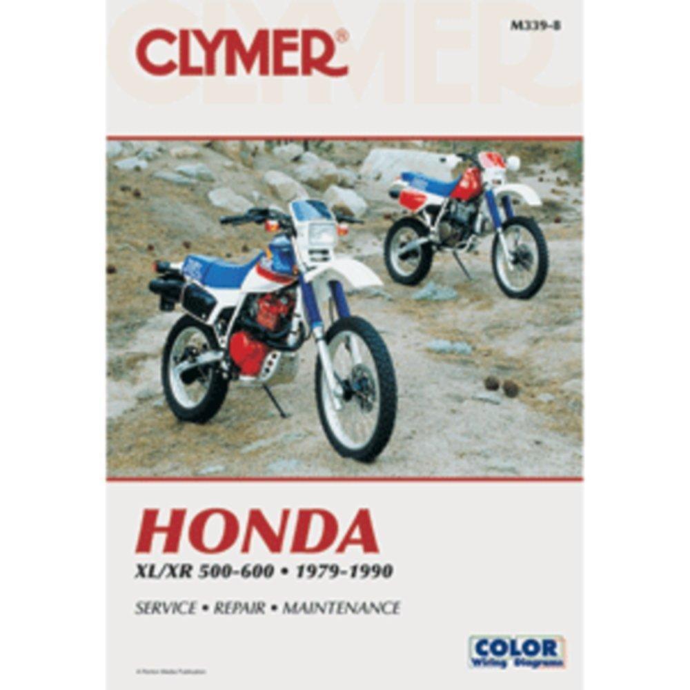 Amazon.com: Clymer Honda XL/XR 500-600 (1979-1990) consumer electronics  Electronics: Computers & Accessories