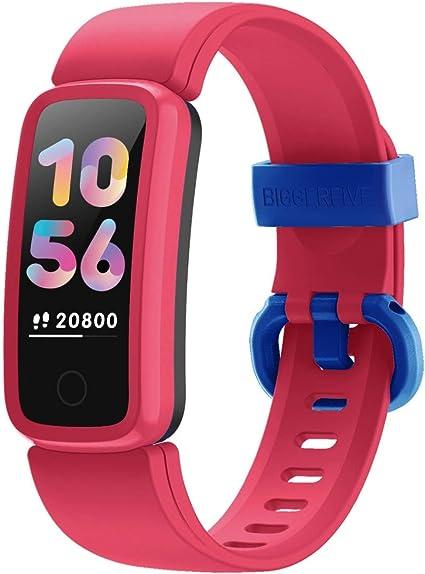 neuf Bleu Bracelet Montre connecté Tracker d'activités