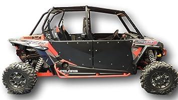 2014 – 2018 Polaris RZR xp 1000 cuatro puerta 4 puerta completa puertas también encaja RZR
