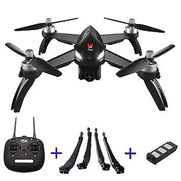 Qinyin MJX Bugs 5W B5W 1080P 5G WiFi FPV Cámara GPS RC Drone ...