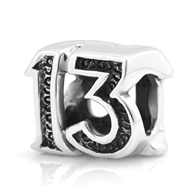 13 pandora charm