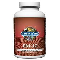 Garden of Life Organic Fermented Mushroom Complex - RM-10 Immune System Supplement...