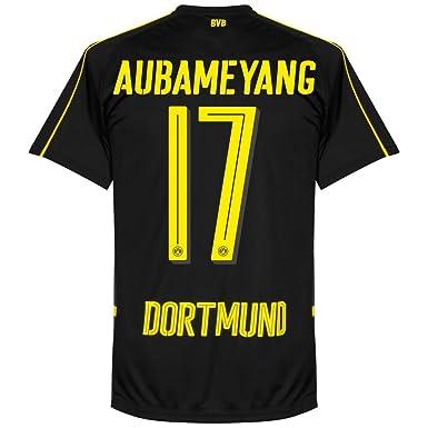 Borussia Dortmund Away Trikot 2016 2017 Aubameyang 17 Xl Amazon
