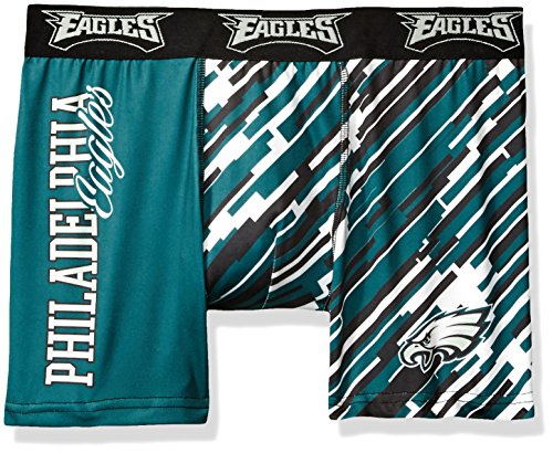 Philadelphia Eagles Shorts - Philadelphia Eagles Wordmark Underwear Large