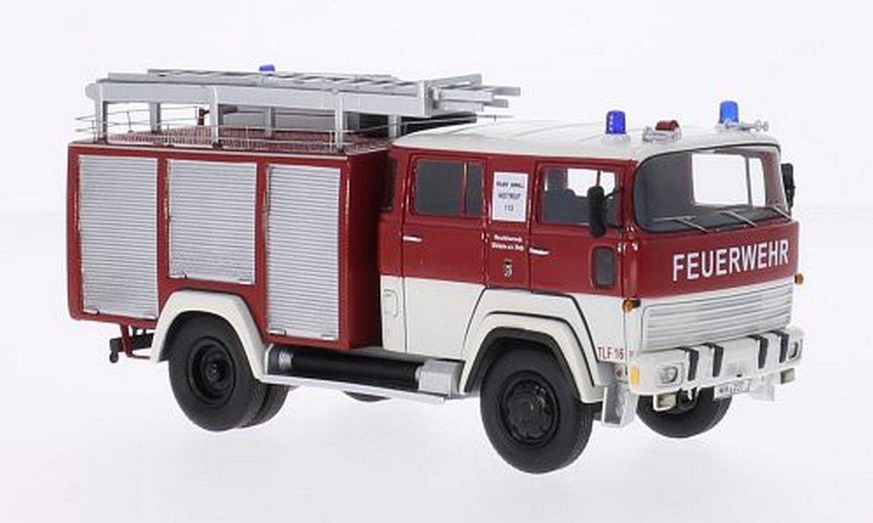 MAN 415 TLF Fertigmodell Neo 1:43 Feuerwehr Berlin Modellauto
