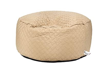 Swell Amazon Com Pozitive Bean Bags Round 47 Inch Sand Large Pdpeps Interior Chair Design Pdpepsorg