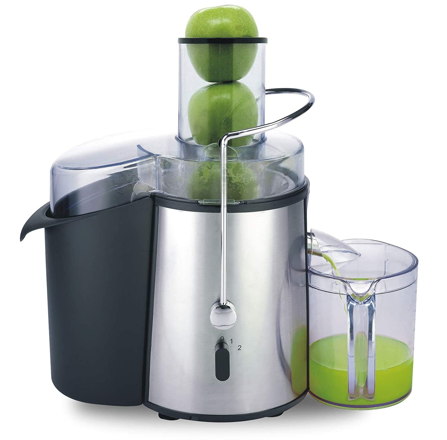 Juicer Machine, Slow Masticating Extractor Juicer For Fruits And  Vegetables, Cold Press Juice Maker & Brush ...