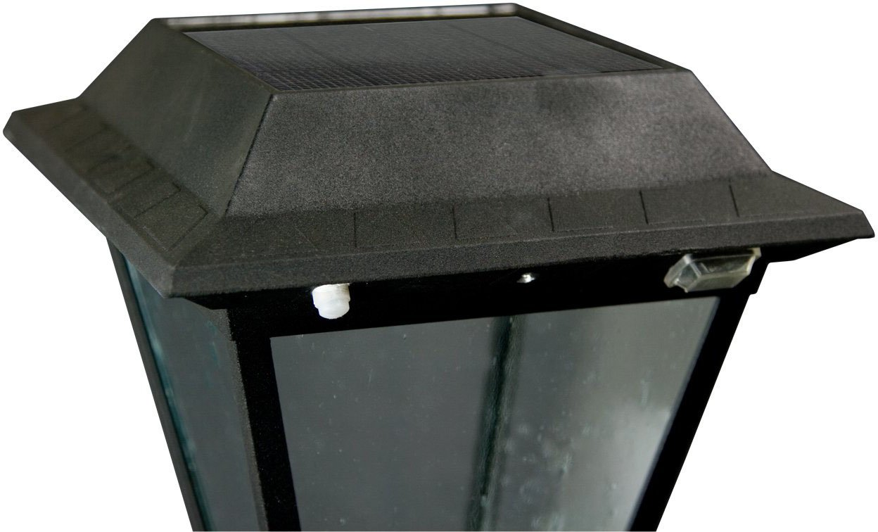 XEPA SPX113 Solar-Powered LED Lantern with Motion Detection Function and 3-Inch Post/ Pole Fitter Mount by XEPA (Image #3)