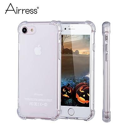 Amazon.com: airress feather-light para iPhone X Transparente ...