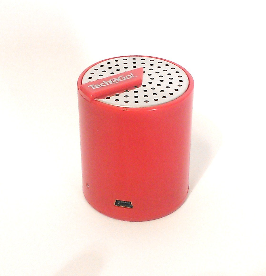 Tech and Go Rechargeable Micro Mini Portable Speaker