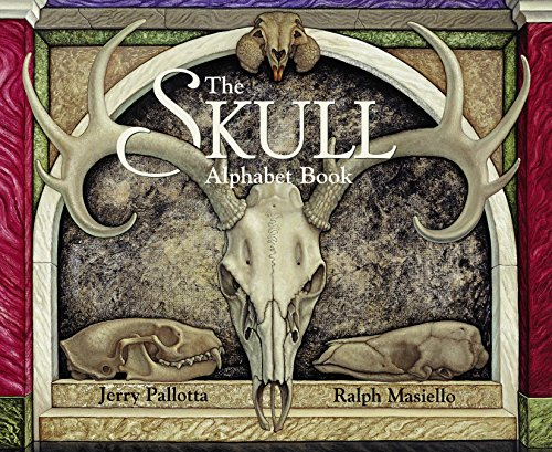The Skull Alphabet Book (Jerry Pallotta's Alphabet Books)]()