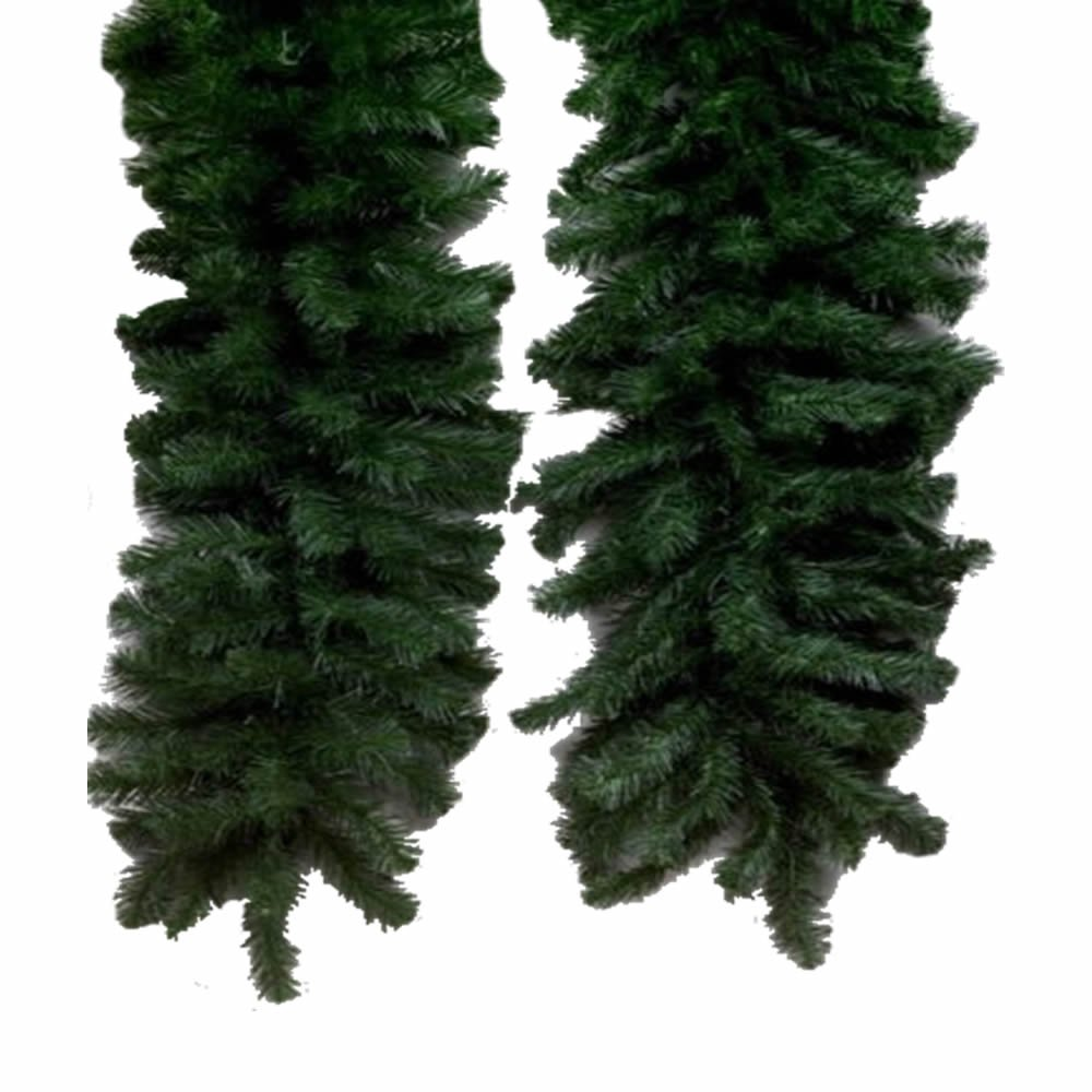 Vickerman 9' Unlit Douglas Fir Swag Garland