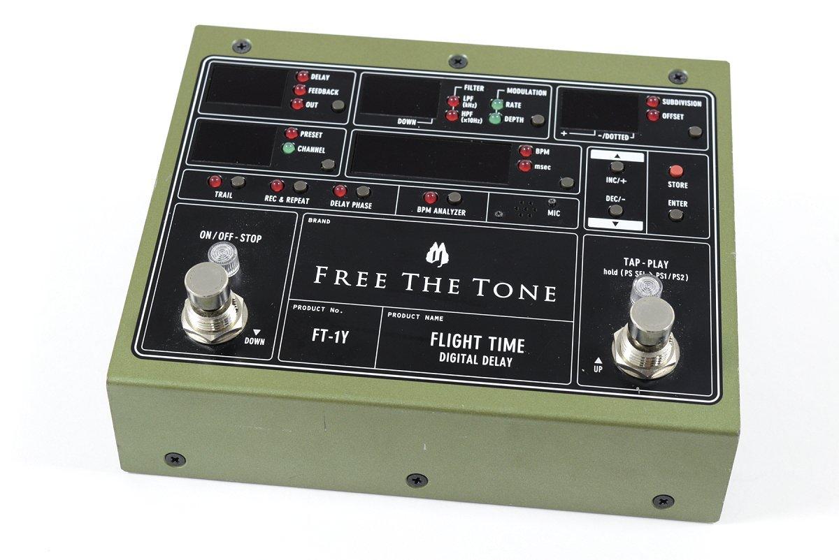 FREE THE TONE/FT-1Y FLIGHTTIME DIGITAL DELAY [ディレイ] フリーザトーン B06ZYYCLSN
