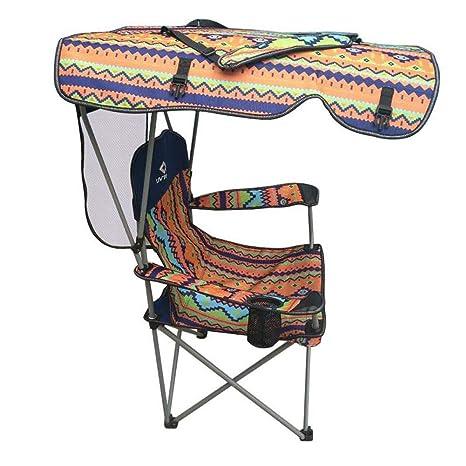 ZMCKD Silla Plegable de Camping Doble sillas Plegables con ...