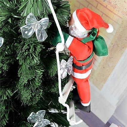 AkoMatial - Escalera de Cuerda de Escalada de Papá Noel ...