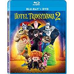 Hotel Transylvania 2 arrives on Digital HD December 22 and Blu-ray Combo Packs January 12 from Sony Pictures