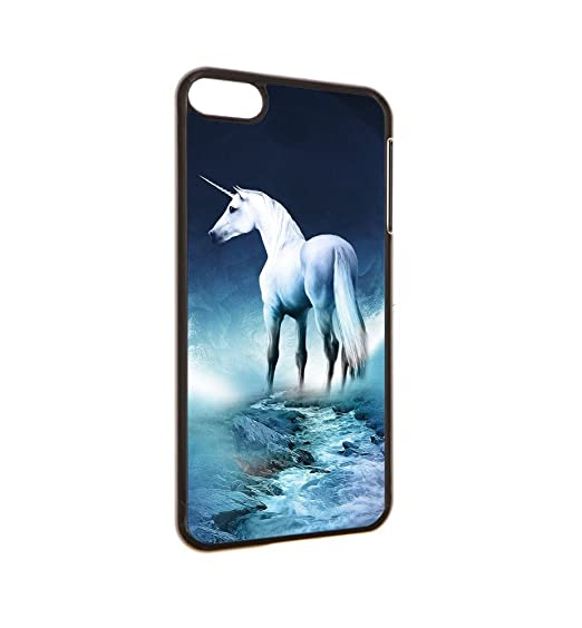 info for f379b 023bc Amazon.com: Horse iPod Touch 6 Case White Horse and River for iPod ...