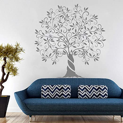 ziweipp Family Tree of Life Vinilo Tatuajes de Pared Naturaleza ...