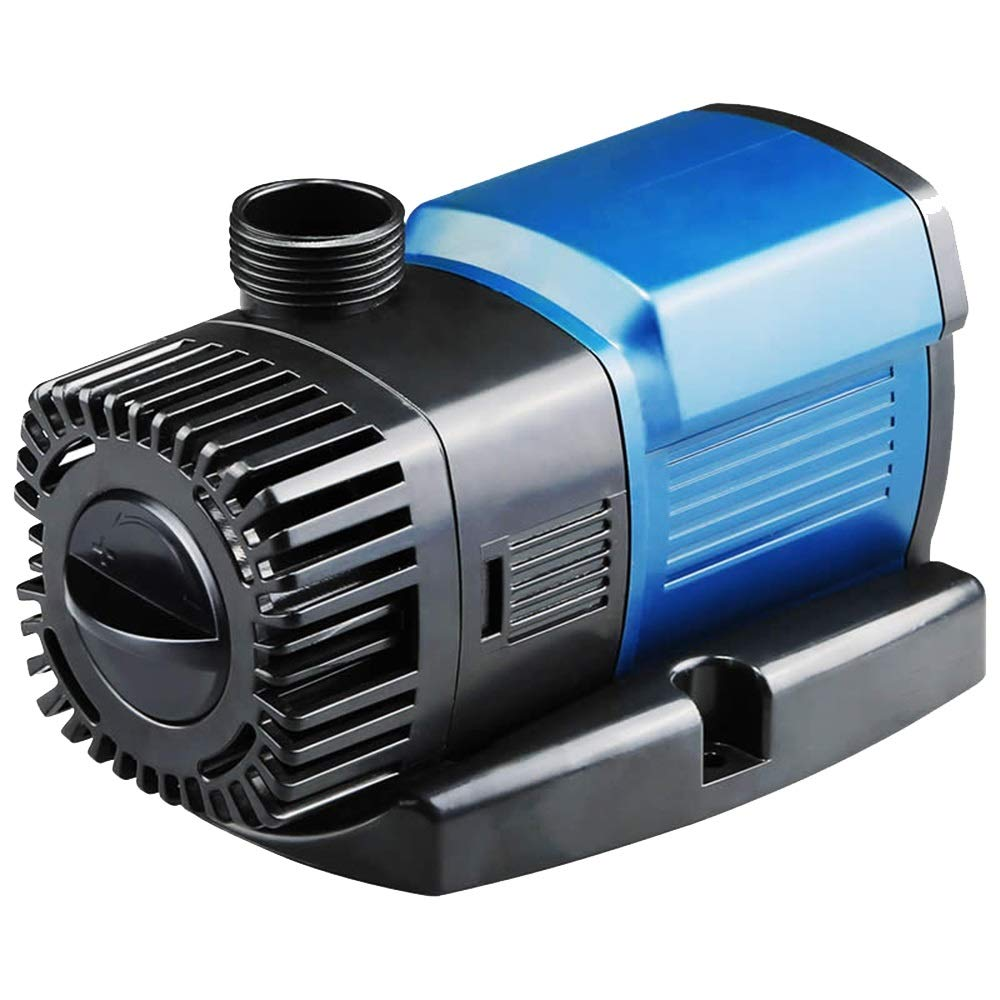 5800L H LIFUREN Fish tank filter Submersible Mute Variable frequency water pump Pumping water Anti dry Power saving large flow (Size   5800L H)