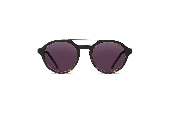 Komono Harper Monturas de gafas, Negro (Matte Black/marron ...