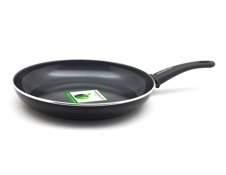GreenChef cc000543 - 001 sartén, Aluminio, Negro, 30 cm: Amazon.es: Hogar