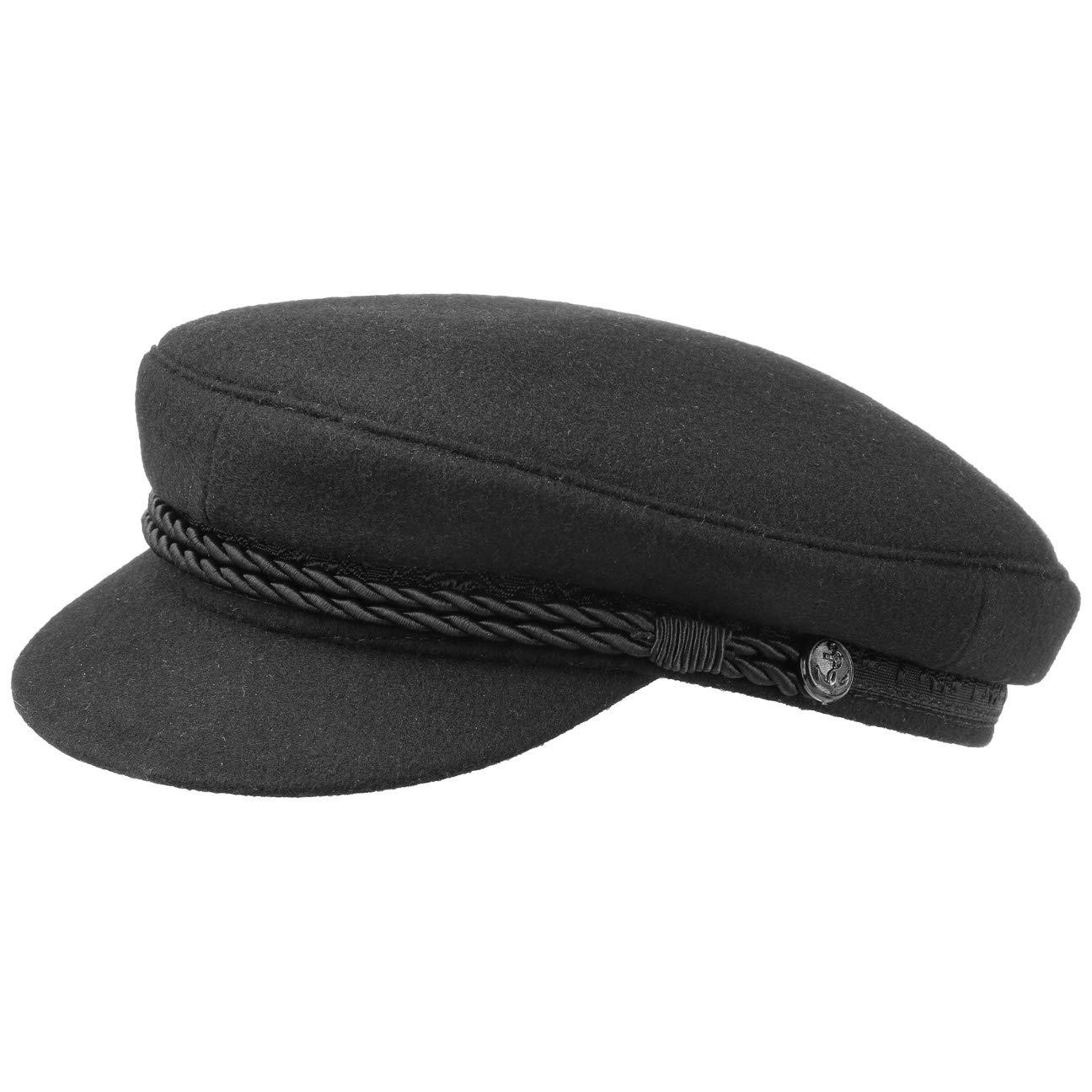 Hammaburg Black Elbe Sailor Cloth Hat Elbe Sailor Cap