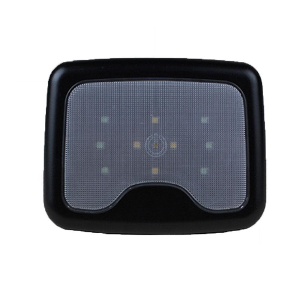 Pawaca auto lettura luci interne, magnetico USB ricaricabile auto tetto soffitto lampada da notte, vivavoce torcia officina dimmerabile per Van, armadi, scale, cassetti, armadi, riparazioni di emergenza Coffee