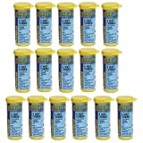 Poolmaster 22211 Smart Test 4-Way Pool and Spa Test Strips - 50ct (Packaging may vary) (16 pack)