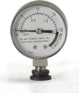 Presto 85-729 Pressure Canner Steam Gauge