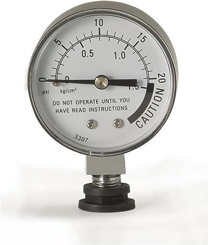 Amazon Com Presto 85 729 Pressure Canner Steam Gauge Kitchen Dining
