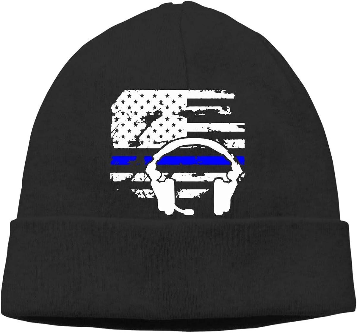 GDSG5/&4 911 Dispatcher Men and Women Helmet Liner Cycling Beanie Cap
